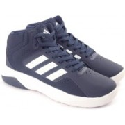 ADIDAS NEO CLOUDFOAM ILATION MID Sneakers For Men(Blue)