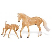 Breyer Model Horses Classic Palomino Quarter Horse and Foal