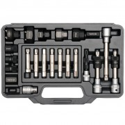 YATO Комплект инструменти за ремонт на алтернатори
