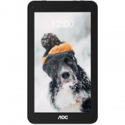 """Tablet AOC A726 7"""" 8GB Android 6 Negro"""