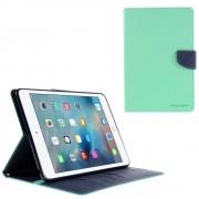 Mercury Pouzdro / kryt pro Apple iPad mini 4 - Mercury, Fancy Diary Mint/Navy