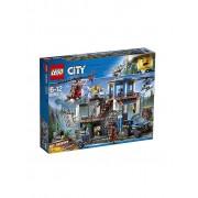 Lego City - Hauptquartier ger Bergpolizei 60174