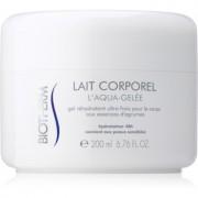 Biotherm Lait Corporel L'Aqua-Gelée crema hidratante refrescante para pieles sensibles 200 ml