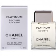 Chanel Egoiste Platinum Eau de Toilette para homens 50 ml