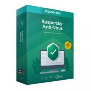 KS - KASPERS KASPERSKY ANTIVIRUS 2020 1 USER 1 YEAR