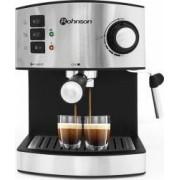 Espressor manual Rohnson R972 15 bari 850W 1.6l Sistem de spumare Inox