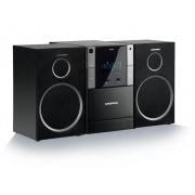 Grundig MS 240 Home audio micro system Nero