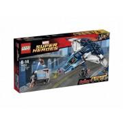 Преследване в града с Куинджет на Отмъстителите LEGO® Marvel Super Heroes 76032