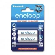 Panasonic Acumulatori Eneloop 2xAA 1900mAh