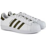 ADIDAS ORIGINALS SUPERSTAR Sneakers For Men(White)