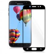 Folie Sticla Samsung Galaxy J5 2017 j530 Black Fullcover 2D Full Glue Tempered Glass Ecran Display LCD