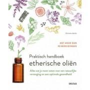 Deltas Praktisch handboek etherische olien boek