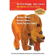 Bear Book Readers Paperback Boxed Set: All Four My First Reader Bear Books, Plus Fun Reading Activities and Limited-Edition Poster/Bill Martin