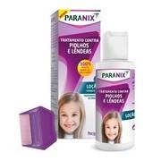 Paranix loção de tratamento contra pilhos e lêndeas 100ml + pente - Paranix