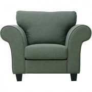 houzzcraft anapoliso 1 seater sofa in green