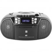 Dual DAB-P 210 CD radio DAB+ (1012), ukw aux, cd crna
