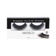 Artdeco 3D Eyelashes umělé 3d řasy s lepidlem 1 ks odstín 75 Lash Boss pro ženy