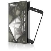 Tempered Glass Protector Xiaomi Redmi Go készülékhez, keretes - fekete