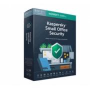 Licenta Kaspersky Small Office Security for Desktops, Mobiles and File Servers European Edition. 10-Mobile device; 10-Desktop; 1-FileServer; 10-User 3 year Base License Pack