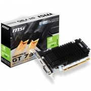 VC, MSI GT730, 2GB GDDR3, 64bit, PCI-E 2.0 (N730K-2GD3H/LP)