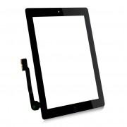 OEM iPad 4 Touch Screen Digitizer with Home button - резервен дигитайзер (тъч скриийн) дисплей с външно стъкло и Home бутон за iPad 4 (черен)