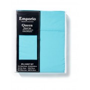 Emporio Queen Sheet Sets - Sage Queen