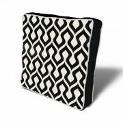 Perna decorativa Sitter, Dimensiune: 43 x 43 cm, Material exterior: 50% bumbac / 50% poliester 763STT0176