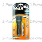 Duracell VOYAGER Ficklampa 2 x AA 3 LED