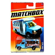Mattel Year 2010 Matchbox MBX City Action Series 1:64 Scale Die Cast Car #62 - Star Home Tours 'Glass' GMC BUS...