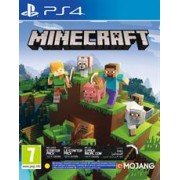 PlayStation 4 Game - Minecraft Bedrock Edition, Retail Box, No Warranty on Software