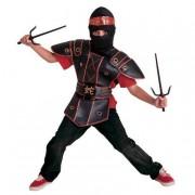 Rubie'S Disfraz Infantil - Ninja Kid 3-4 años