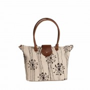 AFAR Shopper Flower Brown