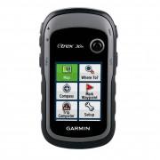 Garmin eTrex 30x GPS Portatile, Schermo 2.2'', Mappa TopoActive Europa Occidentale, Altimetro Barometrico, Bussola Elettronica, Grigio Nero