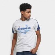 Camiseta Diadora Italy Masculina - Masculino