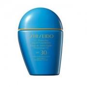 Shiseido sun protection foundation spf30 medium ivory