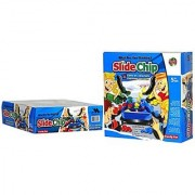 Fun Slide Chip Shooting Board Games for Children and Adults Family Game Night - ACOPLAY.