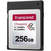 Transcend CFexpress 820 Tarjeta de Memoria Tipo B TS256GCFE820