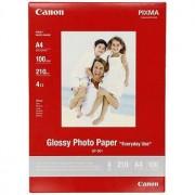 Canon A4 Glossy Photo Paper GP-501, 100 ark, 200g/m2