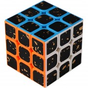 Cubo Magico Rompecabezas Magic Cube MF8839 3x3-multicolor