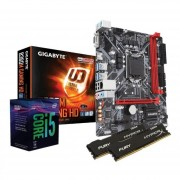 Combo Actualización Intel I5 8400 B360 Gaming 8gb Ddr4 C1 !!