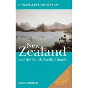 Traveller's History of New Zealand. and the South Pacific Islands, Paperback/John H. Chambers