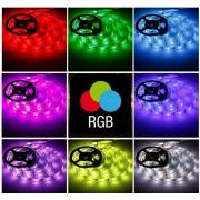 Banda LED 5050 60 SMD/ML Exterior RGB