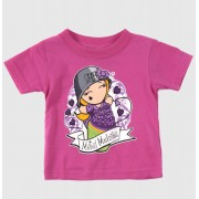 utcai póló férfi gyermek - CUPCAKE - METAL MULISHA - M14MS18125.01_PIN