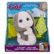 Jucarie De Plus Hasbro Furreal Pet Head So Shy Bunny