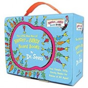 The Little Blue Box of Bright and Early Board Books by Dr. Seuss, Hardcover/Seuss