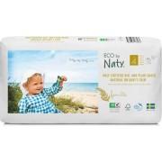 Naty Luiers Maat 4 Maxi (7-18 kg) Economy 44 stuks