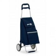 Sacoşă de cumpărături pe rotile Gimmi Argo, albastru, 45 l