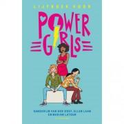Lijfboek voor powergirls - Sanderijn van der Doef en Ellen Laan