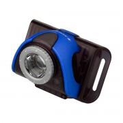 Lanterna de bicicleta LED LENSER SEO B5R Reincarcabila USB Albastra 180lm raza luminoasa 120m