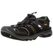KEEN Men s Rialto h2-m Fashion Sneaker Black/Gargoyle 12 D(M) US